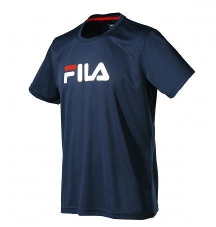 fila-t-shirt-pour-homme-avec-logo-xssmlxlxxl-bleu-bleu