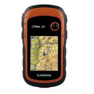010-00970-10 ETREX 20 GPS RECEIVER