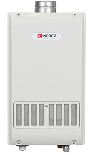 Noritz  NR981-SV-NG  Indoor-Outdoor Tankless Water Heater 9.8 Gpm Designed for 4-Inch Single Wall Class Iii Venting Natural Gas