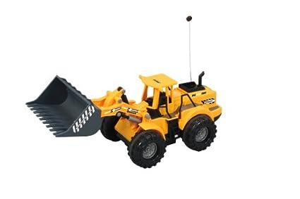 Jamara - 401700 - Maquette - Voiture - Construction Véhicules - Chariot Élévateur - 5 Pièces