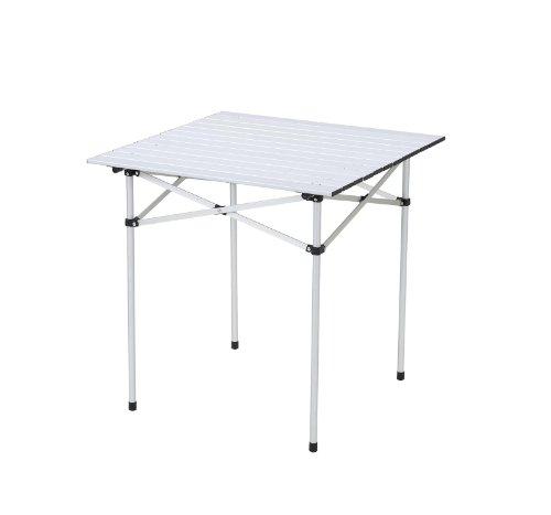 トラッド アルミロールテーブル S