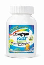 Centrum Kids Chewable Tablets, Size: 150