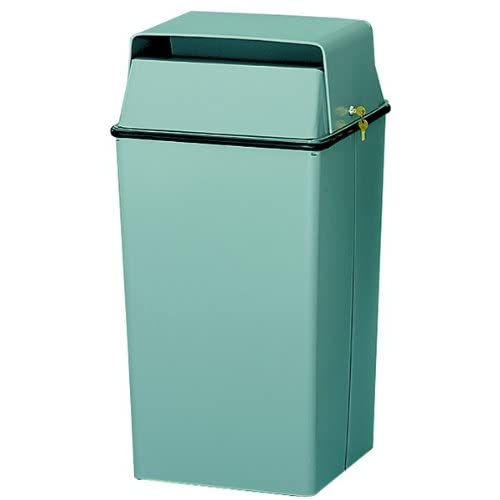 Trash Can, Lock, Sla Confidential Waste Containers/Trash Can, Lock, S