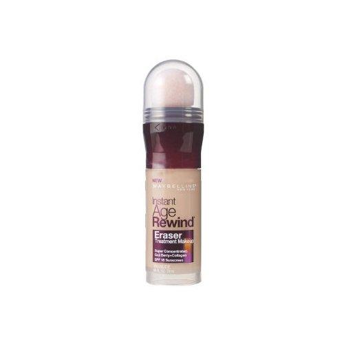 Maybelline Instant Age Rewind Nude Eraser Treatment Makeup Foundation -- 2 per case.