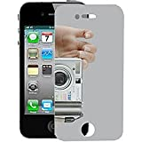 3 x Mirror Screen Protector for Iphone 4 & 4s