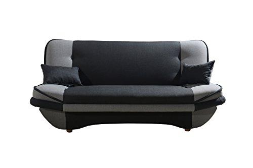 ELVIRA-3-Sitzer-3er-Sofa-Couch-mit-Schlaffunktion-Elegant-luxus-design-Schlafcouch-Farbe-Stoffe-Freie-Auswahl-Schenkelma-200-x-95-cm