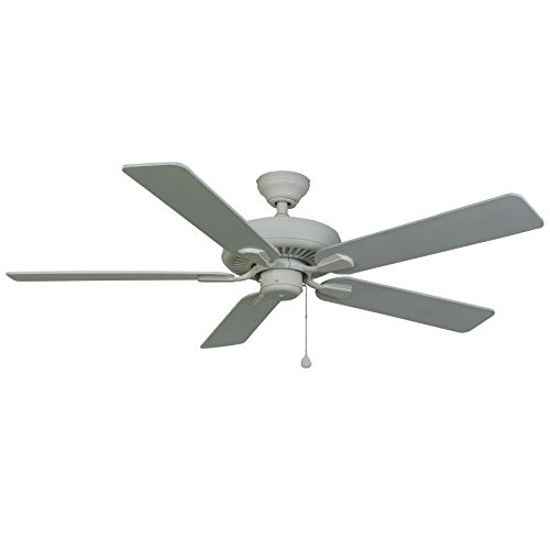 Harbor Breeze 52-in White Classic Indoor/Outdoor Ceiling Fan (Harbor Breeze 52 compare prices)