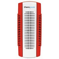 Envion TPP50RED Therapure Mini Air Purifier, 1-Speed, Red