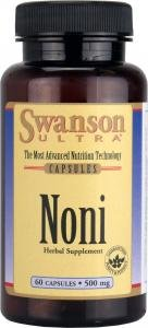 Swanson Ultra Noni 500mg, 60 Capsules from Swanson Health Products