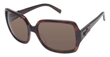 Ted Baker Women'S Sunglasses B560 Tortoise Size 57
