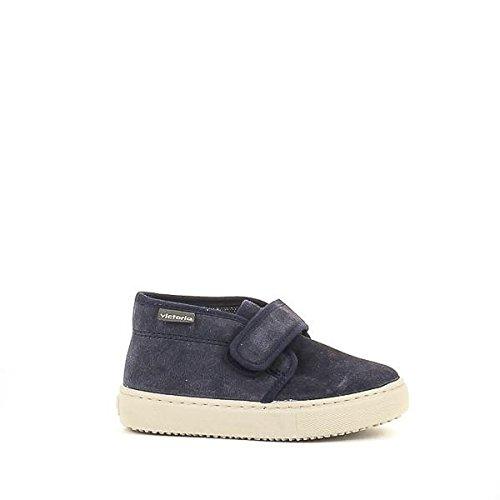 Victoria Unisex, bambini Stivaletti chukka blu Size: 30