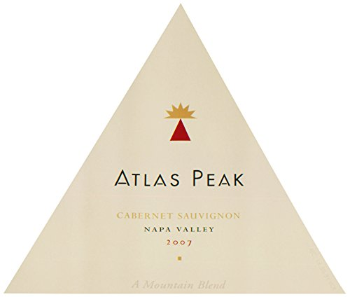 2007 Atlas Peak Napa Valley Blend Cabernet Sauvignon 3.0L