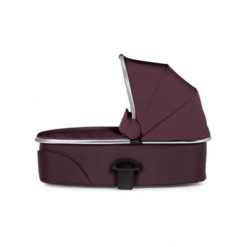 Mamas & Papas 2015 Urbo2 Carrycot Chrome - Mulberry - 1