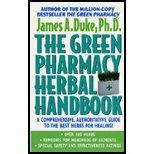 img - for Green Pharmacy Herbal Handbook - Your Everyday Reference to the Best Herbs for Healing (02) by PhD, James A Duke [Mass Market Paperback (2002)] book / textbook / text book