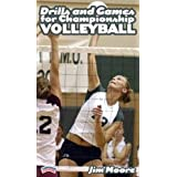 Drills and games for championship volleyball