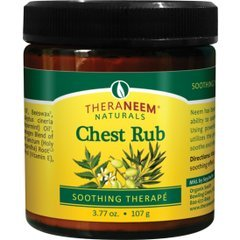 Organix South Neem Vaporizing Chest Rub -- 3.77