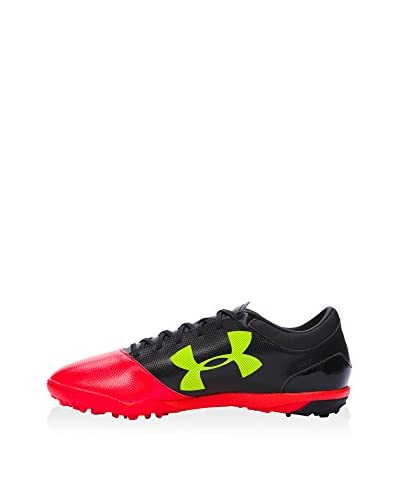 Under Armour Zapatillas de fútbol Ua Spotlight Tf Rojo