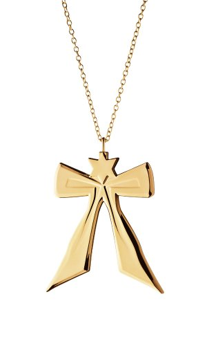 malene-birger-for-georg-jensen-ribbon-and-star-chain-ornament-gold