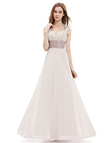 Ever Pretty Womens Empire Waist Formal Long Military Ball Gown 12