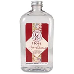 GreenLeaf Aroma Décor Diffuser Oil 16.9oz ,Hope