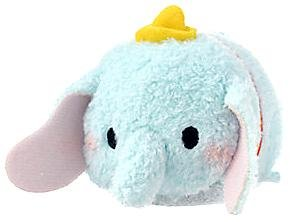 Disney Exclusive Tsum Tsum 3.5 Inch Mini Plush Dumbo - 1