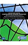 img - for Comprehensive Reading Inventory: Measuring Reading Development in Regular and Special Education Classrooms book / textbook / text book