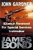John Gardner Licence Renewed for Special Services Icebreaker (Omnibus)