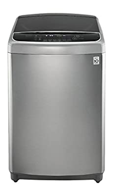 LG T8532HFDT5 Fully-automatic Top-loading Washing Machine (12 Kg, Stainless Silver)