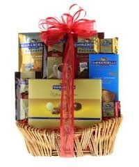Grand Ghirardelli Chocolate Gift Basket
