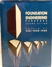 Foundation Engineering Handbook (Foundation Engineering Handbook compare prices)