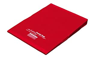 Tumbl Trak Folding Micro Ramp, Red, 36-Inch Width x 48-Inch Length x 5-Inch Height by Tumbl Trak