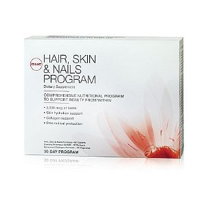 Gnc Women'S Hair, Skin & Nails Program, 30-Day Program 30 Ea