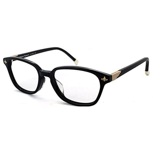 ( ヴィヴィアン ウエストウッド ) Vivienne Westwood メンズ 眼鏡 vw9006 (bk)  男性用 人気の ウェリントン プレゼントにも [ダミーレンズ付き]