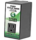 Titan Controls 702635 Apollo 3 Fixed Cycle Timer