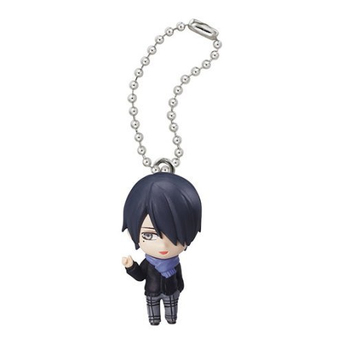 "Bandai The Basketball Which Kuroko Plays *Off Shot Edition 2* Strap Figure ~1.5"" - Himuro Tatsuya"