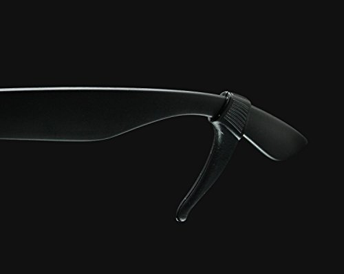 Eyeglass Frames Slipping : Keepons Superstretch Black Prevent Eyeglass Slipping Anti ...