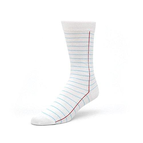 Ashi Dashi Mid-calf Notebook Socks - Womens