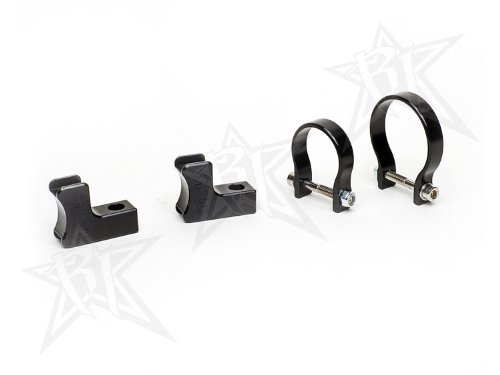 "Rigid Industries 45040 Horizontal Bar Mount For 1.5"" Tubing"