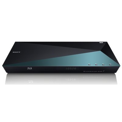 Sony BDP-BX510 3D Blu-ray Disc Player with Wi-Fi and HDMI Cable