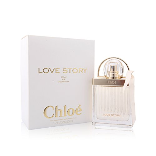 Chloe Love Story Eau de Parfum, Donna, 50 ml