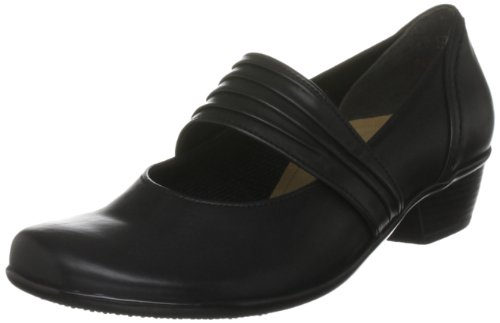Gabor Women's Candy Pu Black Mary Janes 46.069.57 6 UK