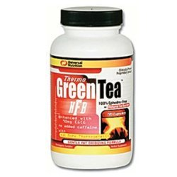 UNIVERSAL THERMO GREEN TEA 90 CAPSULES