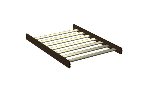 Westwood Design Park West Conversion Bed Rails, Walnut