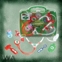 Veterinarian Veterinary Kit Child Kid Toy Animal