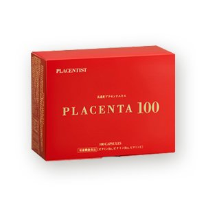 銀座ステファニー プラセンタ100 レギュラーサイズ 100粒