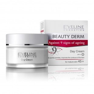 BEAUTY DERM DAY CREAM - Fights 9 signs of ageing!