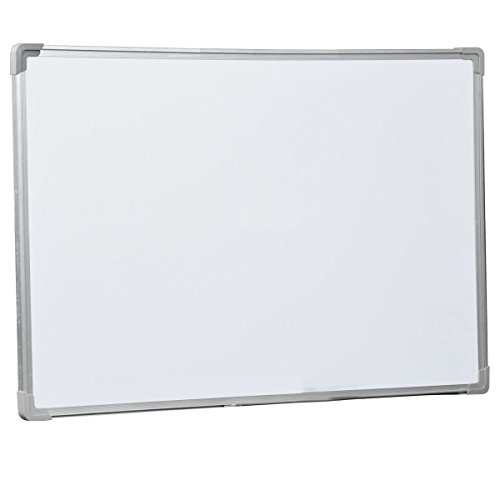 crazygadgetr-office-school-whiteboard-white-memo-drawing-notice-board-drywipe-magnetic-and-aluminium