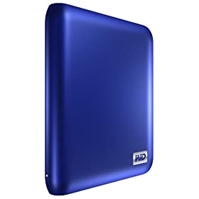 Western Digital WDBACX0010BBL My Passport Essential SE Hard Disk Esterno 2.5
