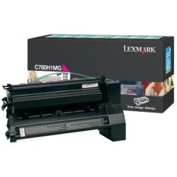 Lexmark Toner for C780,C782 10000 Sheets - Magenta