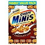 Weetabix Crispy Minis Chocolate Chip 750G